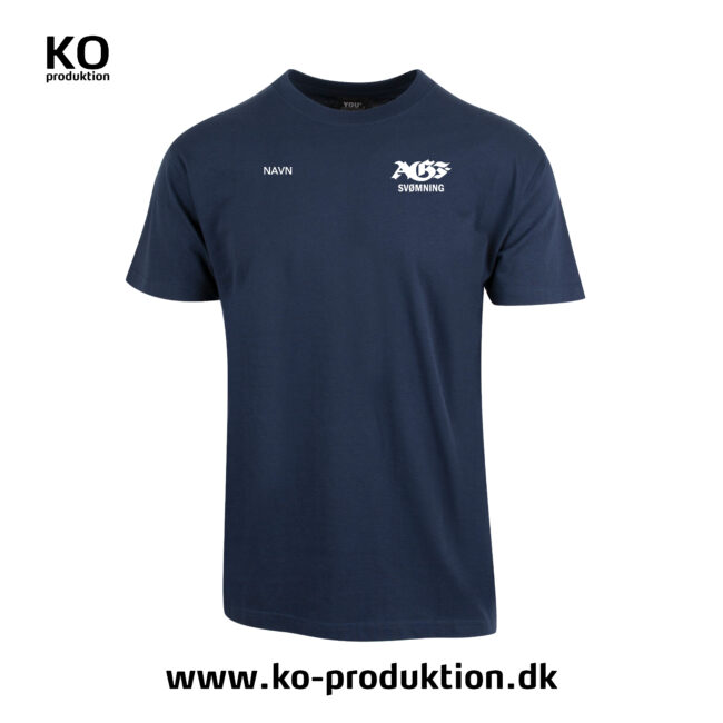 AGF TEE, Polyester, PRO DRY